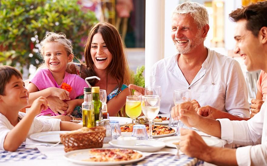 Restaurantes para ir en Familia