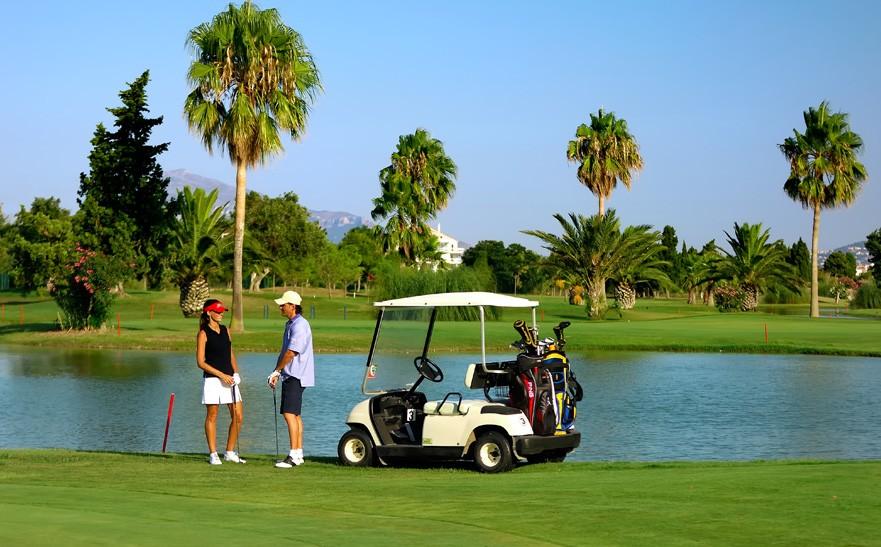 Visitas 360º para Campos de Golf
